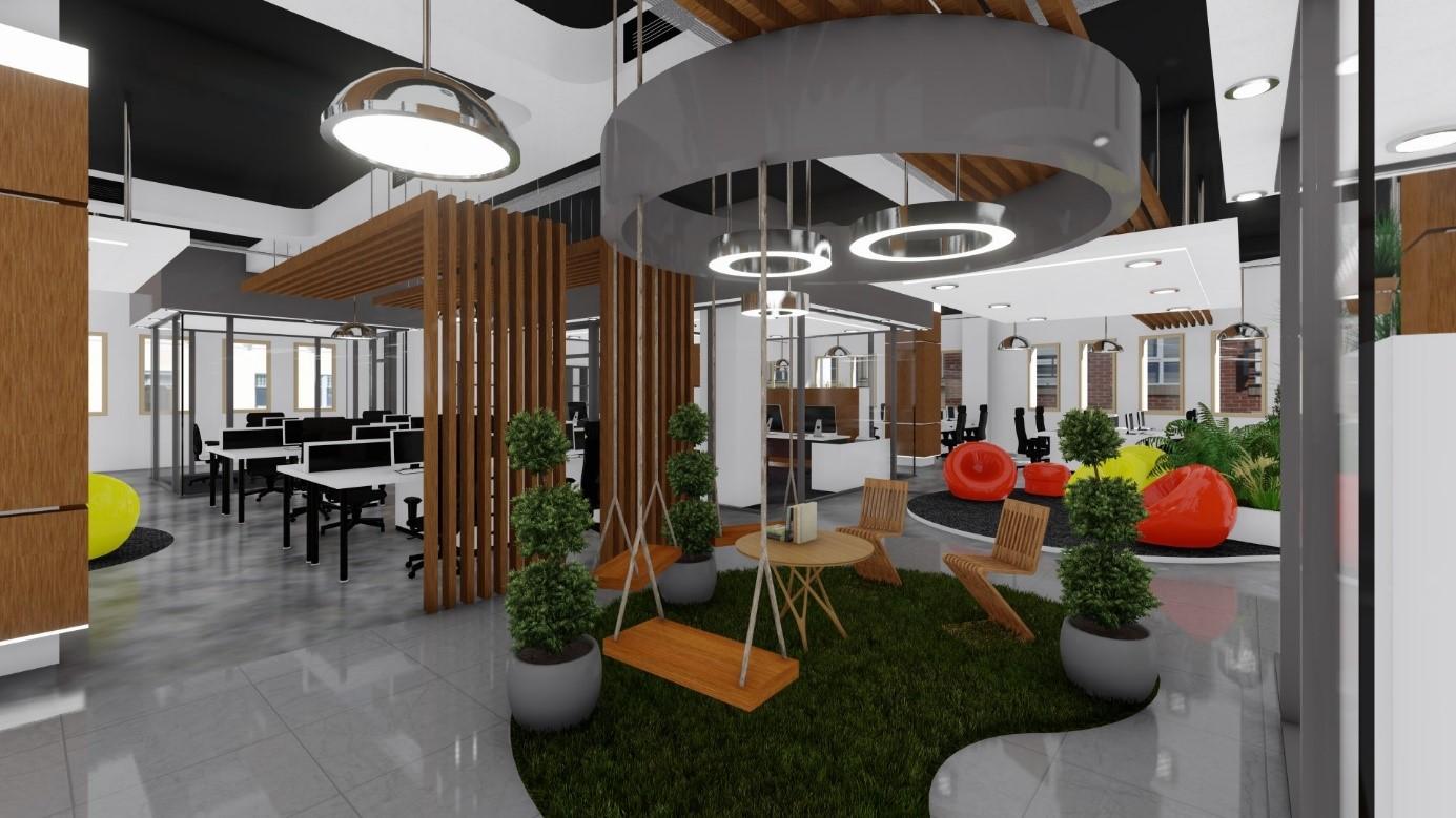 Beyn se développe et déménage en septembre 2019 sur un plateau de 1.000 m2 aménagé pour optimiser le travail d'équipe et favoriser le bien-être de chacun.