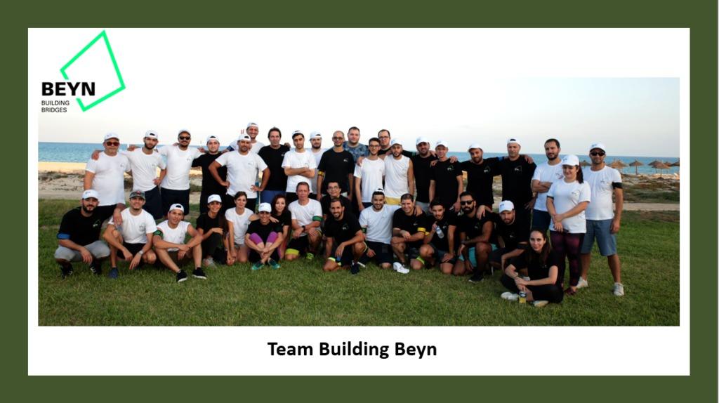 Team Building de Beyn en Tunisie à Korba